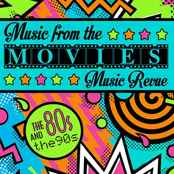 Music from the Movies: Music Revue poster