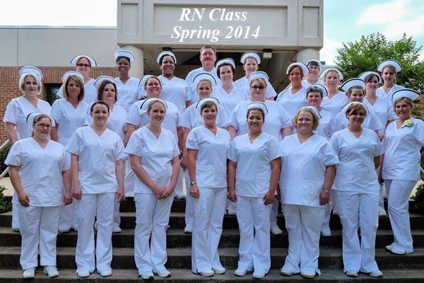 RN Graduates 2014