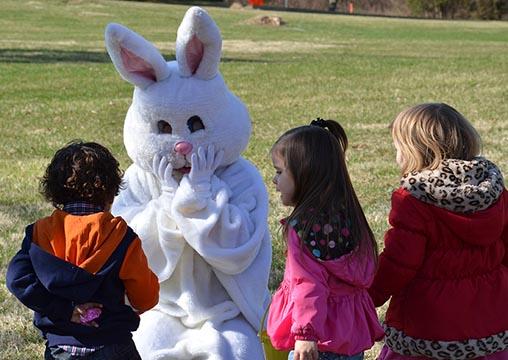 Club member: Easter Bunny