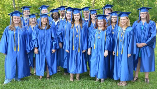 Middle College Graduates 2013