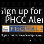 PHCC alert